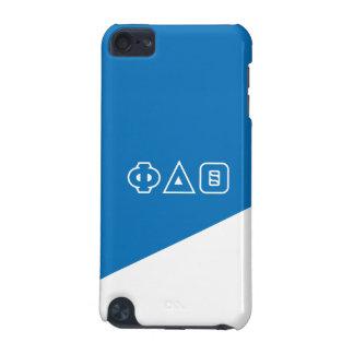 Capa Para iPod Touch 5G Letras do grego da teta | do delta da phi