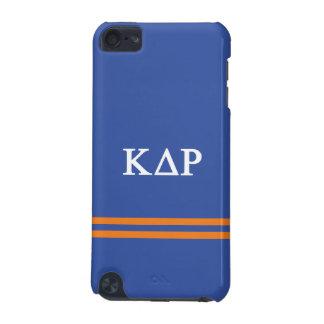 Capa Para iPod Touch 5G Listra do esporte do ró | do delta do Kappa