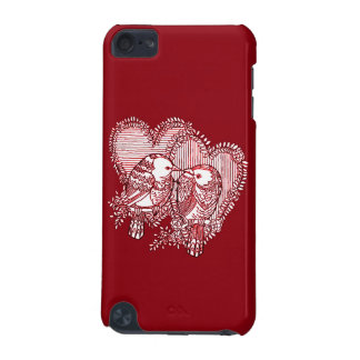 Capa Para iPod Touch 5G Lovebirds