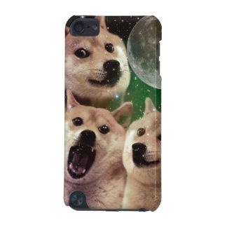 Capa Para iPod Touch 5G Lua do Doge - espaço do doge - cão - doge - shibe