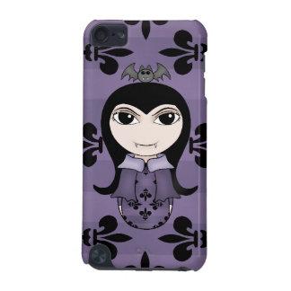 Capa Para iPod Touch 5G Menina gótico do vampiro