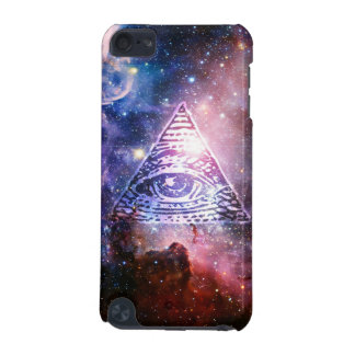 Capa Para iPod Touch 5G Nebulosa de Illuminati