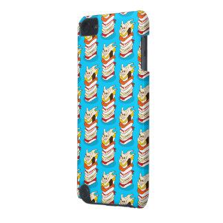 Capa Para iPod Touch 5G Noite japonesa do sushi para o buldogue francês