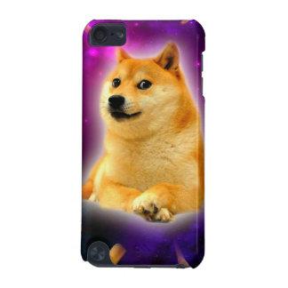 Capa Para iPod Touch 5G pão - doge - shibe - espaço - uau doge