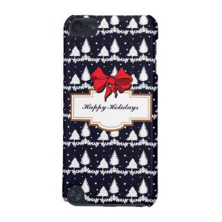 Capa Para iPod Touch 5G Pinheiros e neve boas festas