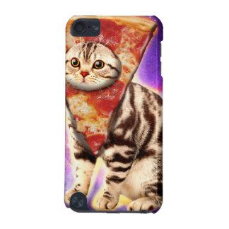 Capa Para iPod Touch 5G Pizza do gato - espaço do gato - memes do gato