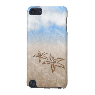 Capa Para iPod Touch 5G Praia da estrela do mar