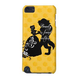 Capa Para iPod Touch 5G Princesa Belle - a beleza é encontrada dentro