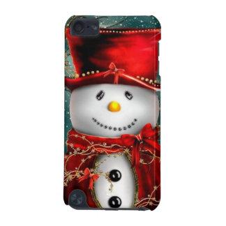 Capa Para iPod Touch 5G Snowmans bonitos - ilustração do boneco de neve