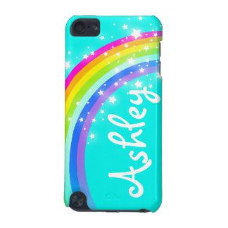 """Capa Para iPod Touch 5G """"Sua"""" (capa de ipod conhecida do aqua do arco-íris"""
