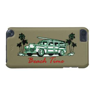 Capa Para iPod Touch 5G Tempo da praia