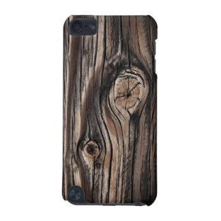 Capa Para iPod Touch 5G Teste padrão de madeira da grão