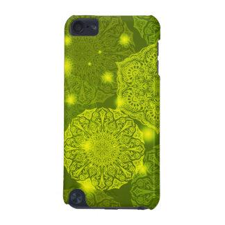 Capa Para iPod Touch 5G Teste padrão luxuoso floral da mandala