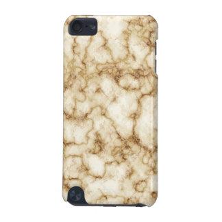 Capa Para iPod Touch 5G Textura de mármore elegante