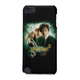Capa Para iPod Touch 5G Tiro do grupo da maquineta de Harry Potter Ron