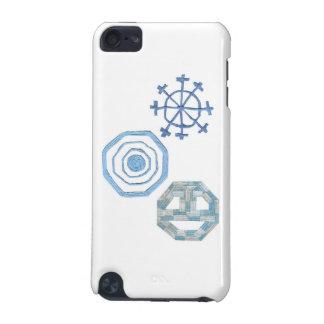 Capa Para iPod Touch 5G Toque de IPod da geração do floco de neve especial