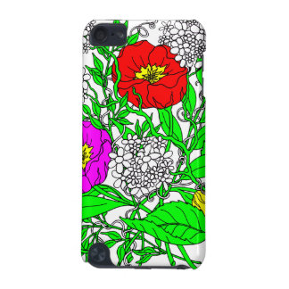 Capa Para iPod Touch 5G Wildflowers 2