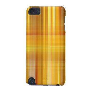 Capa Para iPod Touch 5G Xadrez amarela