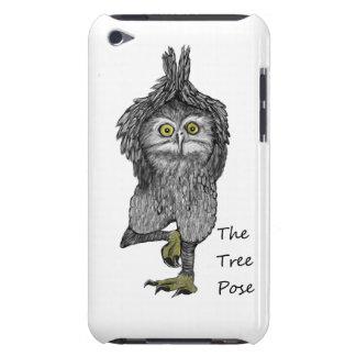 Capa Para iPod Touch A pose da árvore