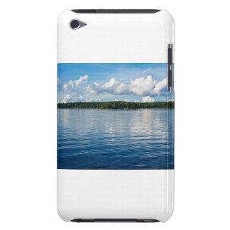 Capa Para iPod Touch Arquipélago na costa de mar Báltico na suecia
