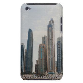 Capa Para iPod Touch Arquitetura do porto de Dubai