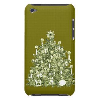 Capa Para iPod Touch Árvore de Natal 2
