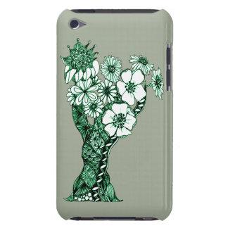 Capa Para iPod Touch Árvore florescida 2