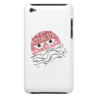 Capa Para iPod Touch As medusa penteiam a 4o caixa do toque de IPod da