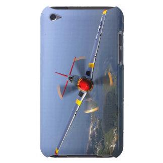 Capa Para iPod Touch Aviões de lutador do mustang P-51