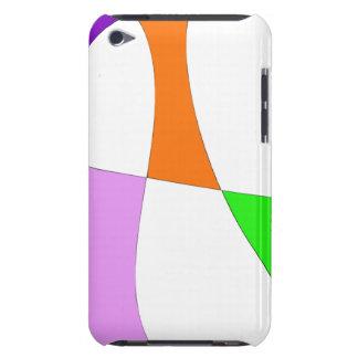 Capa Para iPod Touch Balões coloridos abstratos