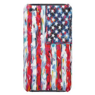 Capa Para iPod Touch Bandeira americana