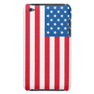 Capa Para iPod Touch Bandeira dos Estados Unidos da bandeira dos EUA