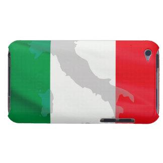 Capa Para iPod Touch bandeira e Italia italianas
