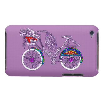Capa Para iPod Touch Bicicleta