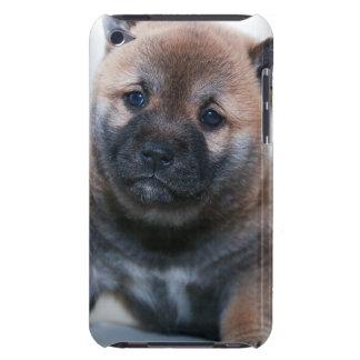Capa Para iPod Touch Cão de filhote de cachorro distorcido bonito