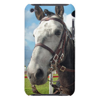 Capa Para iPod Touch Cavalo puro da raça