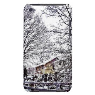 Capa Para iPod Touch Cena do inverno