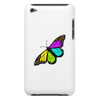 Capa Para iPod Touch Clipart colorido da borboleta