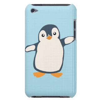 Capa Para iPod Touch Cobrir do telefone do abraço do pinguim