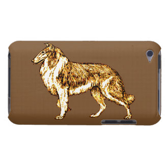 Capa Para iPod Touch Collie