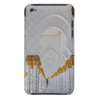 Capa Para iPod Touch Colunas do Sheikh Zayed Grande Mesquita, Abu Dhabi