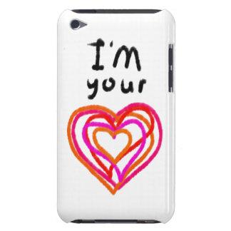 Capa Para iPod Touch Coração