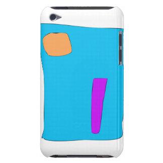 Capa Para iPod Touch Corajoso e decisivo