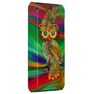 Capa Para iPod Touch Coruja tropical da rainha da forma