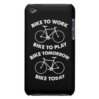 Capa Para iPod Touch Da bicicleta ciclismo legal para sempre -