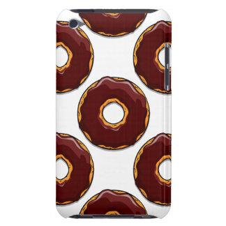 Capa Para iPod Touch Design da rosquinha do chocolate dos desenhos