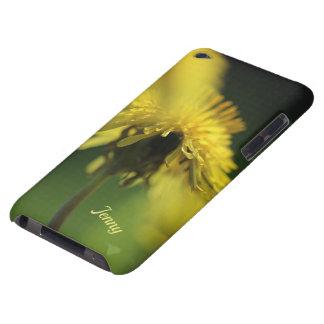 Capa Para iPod Touch Flores do dente-de-leão