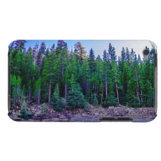 Capa Para iPod Touch Floresta & céu do vale de Yosemite