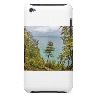 Capa Para iPod Touch Floresta litoral na costa de mar Báltico