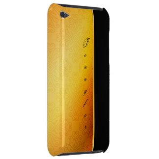 Capa Para iPod Touch Fundo luxuoso do vintage